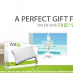 Walmart promoting Wii Fit for Mothers Day gift