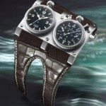 Chronoswiss Wristmaster: The straight jacket of watches