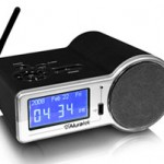 Aluratek alarm clock wakes you to Internet Radio