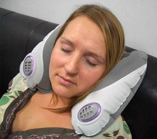 Aroma Travel Pillow: Life preserver for your sense of smell