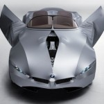 GINA: Shape-shifting BMW concept car