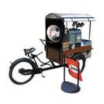 Bikecaffe: Coffee vending bikes