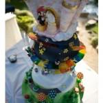 Super Mario wedding cake is a work of art