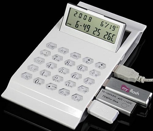 USB Hub Calculator: Cheap & useful