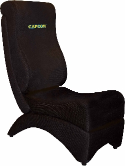 Capcom Reactor Video Game Chair