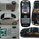 Touch Screen Audi & BMW cell phones