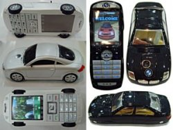 Touch Screen Audi &#038; BMW cell phones