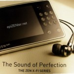 Creative's ZEN X-Fi Wi-Fi player