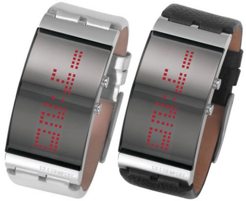 Led Watches With Mirror