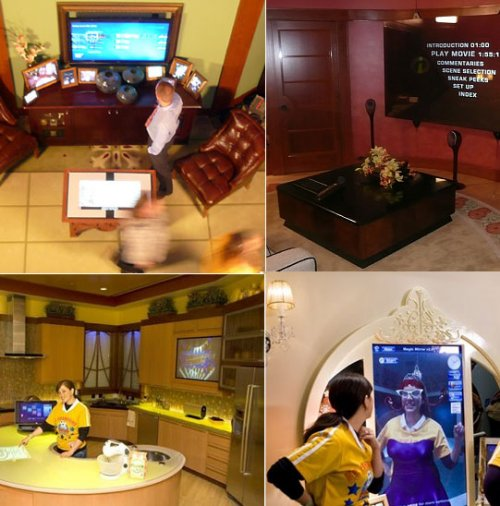 Disney Innovention Dream Home is geek heaven