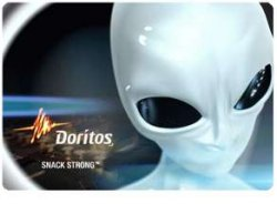 Doritos, now searching the cosmos for alien consumers