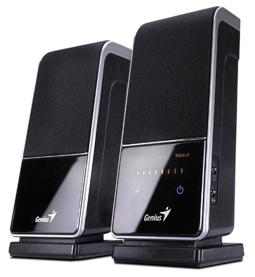 Genius 2.0 Touch Speaker System