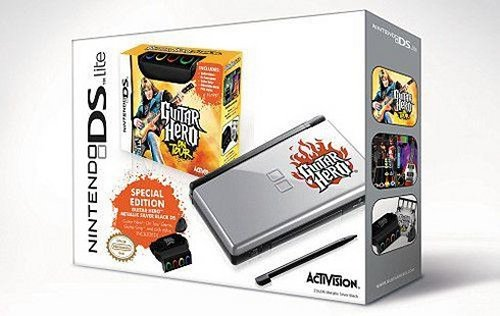 Guitar Hero: On Tour DS bundle