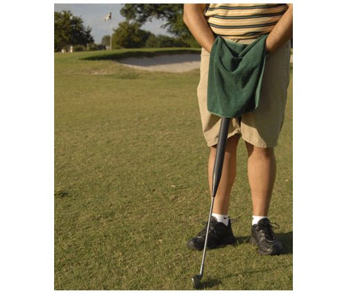 UroClub: Golfing with a Pee iron