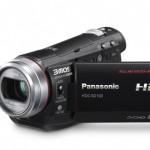 New Panasonic camcorders do HD good