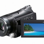 New Sony camcorder captures your smile while filming