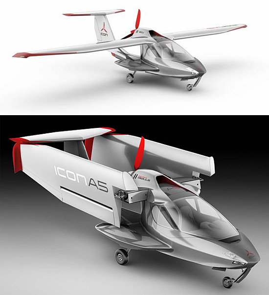 Icon A5: Your own personal plane