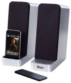 iHome drops world's first iPod computer speakers