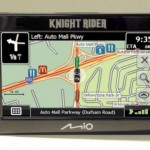 Knight Rider GPS puts KITT in your car