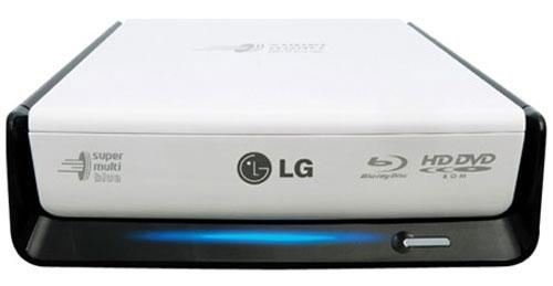 LG Blu-ray Drives