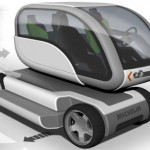 Chess car maximizes safety in accidents