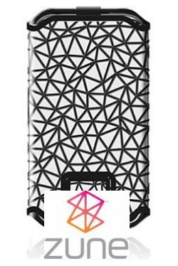 Zune logos spotted on an iPhone case