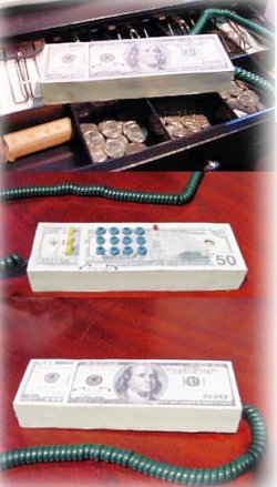 Money Phone for shady business calls