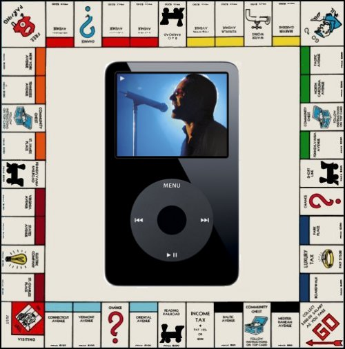 Monopoly: Now on the iPod