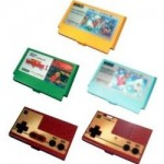 NES business card holders