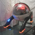 Orb PC looks like a time traveling Pac-Man