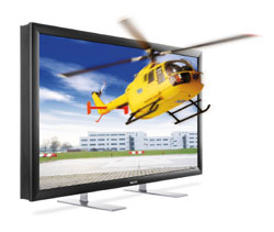Philips 52-inch 3D TV