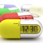 Gélule the Radio, Clock, Pill concept