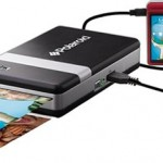 Polaroid portable mini-photo printer