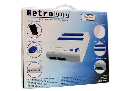 Retro Duo NES & SNES emulator