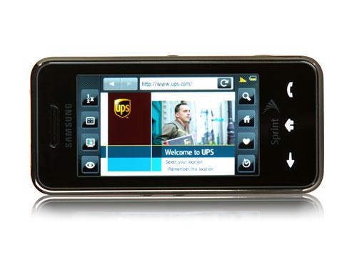 Samsung Instinct now $199 after rebate