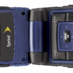Samsung Z400 handset is a rugged exclusive for Sprint Nextel