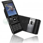 Sony Ericsson Cyber-shot C905 with 8.1 megapixels