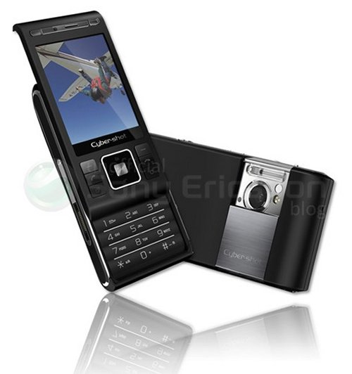 Sony Ericsson Cyber-shot C905 with 8.1 megapixels