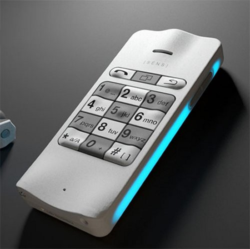 Sens Phone concept for the blind