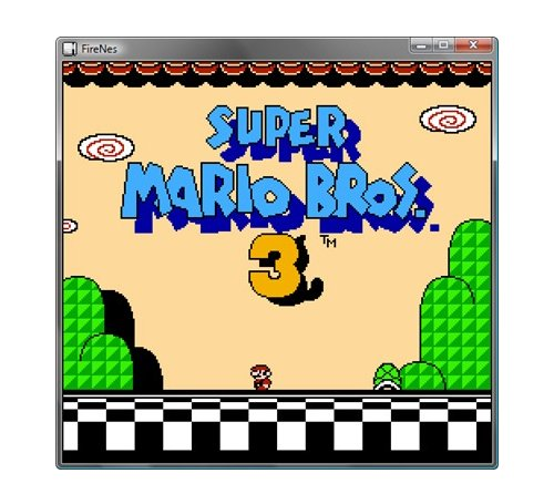 Firenes: Play any NES game for free in firefox