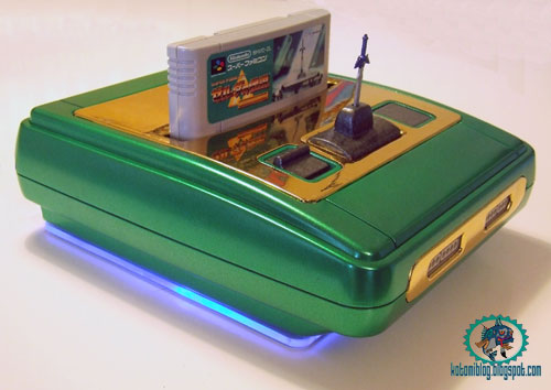 Holy Triforce: SNES Zelda mod is awesome