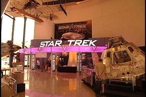 Star Trek exhibit this weekend