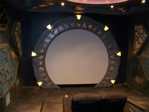 Visual Concepts Stargate Home Theater
