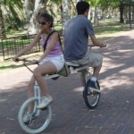 Bi-Cycle: For the couple that's going nowhere