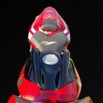 Tankgrip lets motorcycle passengers get a grip