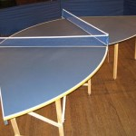 Modular Table Tennis system: Manage-a-tennis