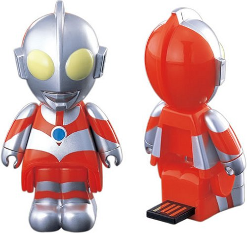 Ultraman USB drive looks like baby Ultraman