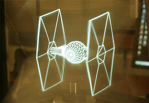 USC Lab creates 3-D holographic displays