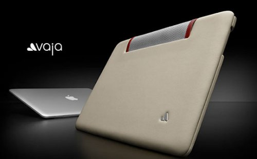 Vaja leather case for MacBook Air