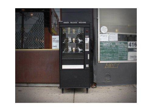 Passive Aggressive vending machine